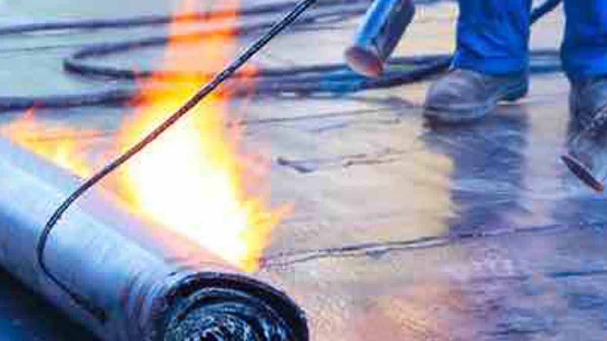 Brandgevaarlijke werkzaamheden
